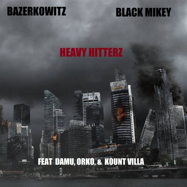 Heavy Hitterz (feat. Damu, Orko & Kount Villa) - Single