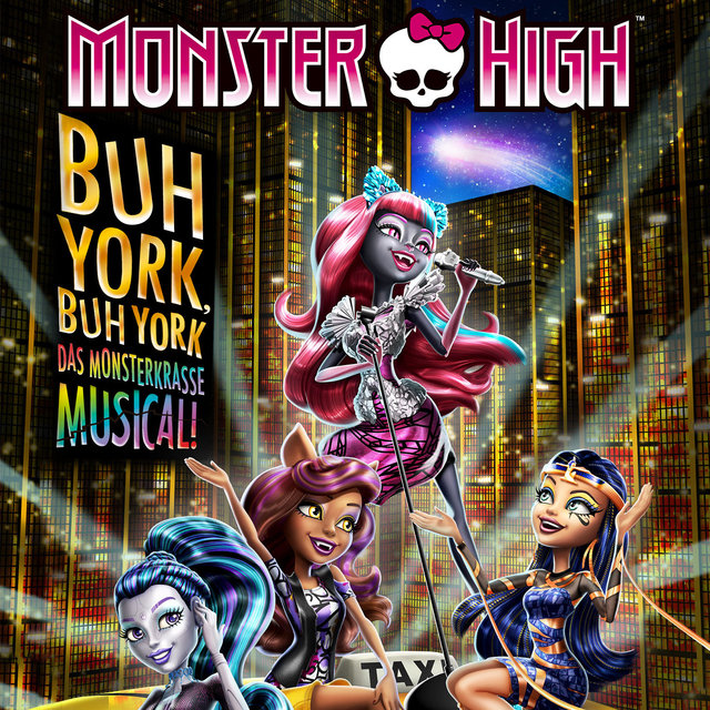 BUH YORK, BUH YORK (Original Motion Picture Soundtrack)