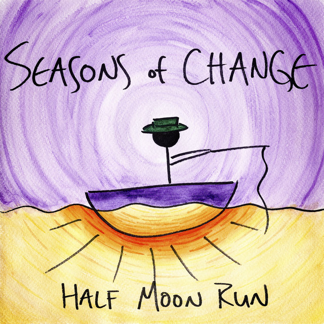 Cover art for album  by Half Moon Run