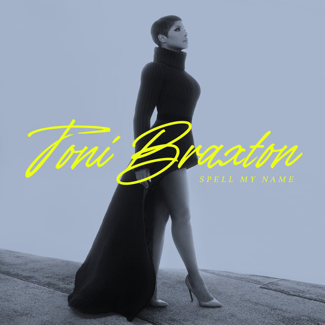 Cover art for album Spell My Name by Toni Braxton