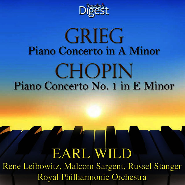 Grieg: Piano Concerto in A Minor - Chopin: Piano Concerto No. 1; Grande Polonaise Brillante