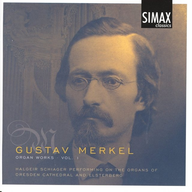 Gustav Merkel - Organ Works Vol. 2