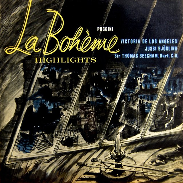 La Boheme Highlights