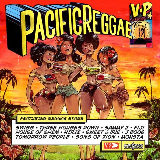 Pacific Reggae Vol. 1
