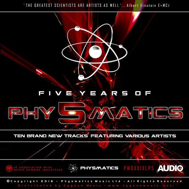 5 Years of Physmatics LP