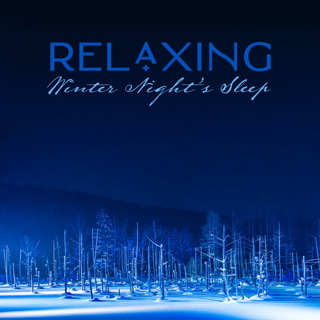 Relaxing Winter Night's Sleep – Collection of 15 Relaxing New Age Songs Perfect for Good Sleep, Night Time, Nature Sounds for Sleep, Piano Melodies, World of Sweet Dreams, Warm Bed
