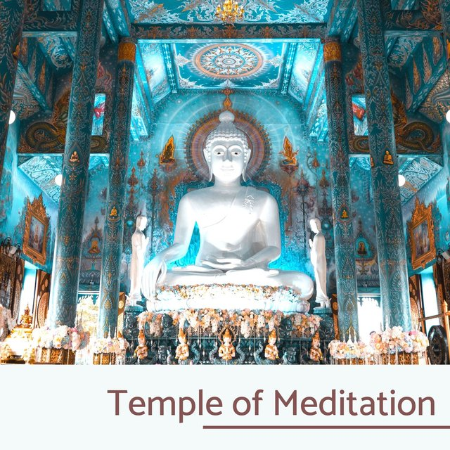 Temple of Meditation: Relaxing Meditation Music for Sleep Instrumental