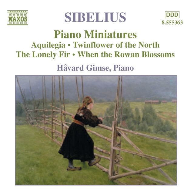 Sibelius: Piano Music, Vol. 4