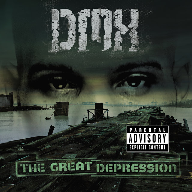 Cover art for album  by DMX