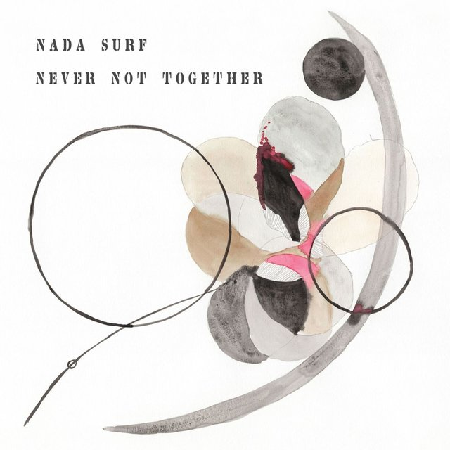 Cover art for album Never Not Together by Nada Surf