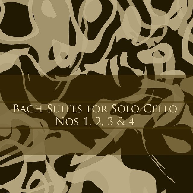 Bach: Suites for Solo Cello, Nos 1, 2, 3 & 4