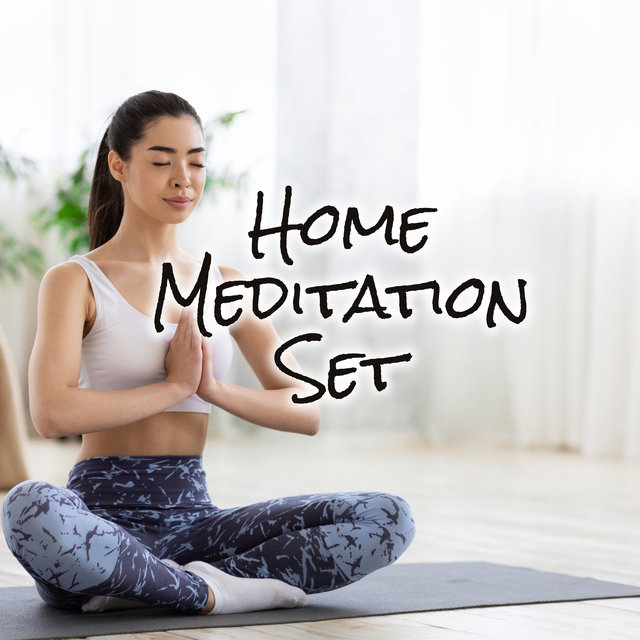 Home Meditation Set – White Noise for Deep Concentration, Yoga, Inner Energy, Happy Heart, Healing Activation Sounds, Mantra Om, Just Calm