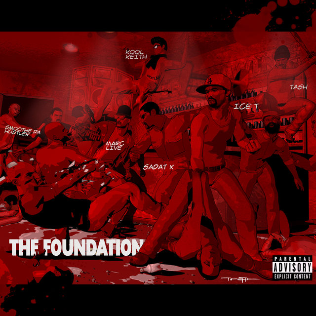 "Legends Recordings Group Presents: ""The Foundation"""