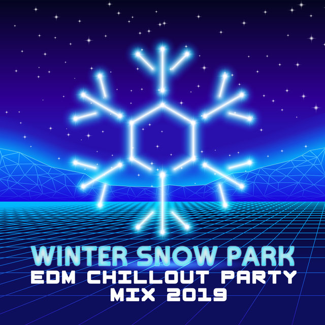 Winter Snow Park EDM Chillout Party Mix 2019