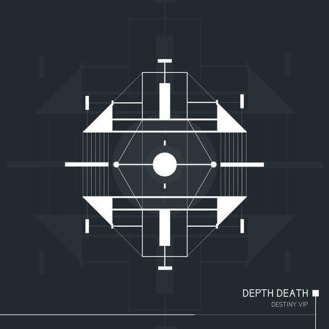 Cover art for album Destiny VIP by Depth Death