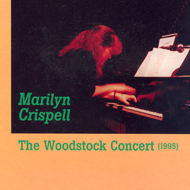 Crispell: Woodstock Concert, 1995 (The)