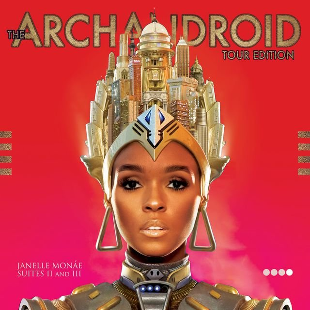The ArchAndroid (Tour Edition)