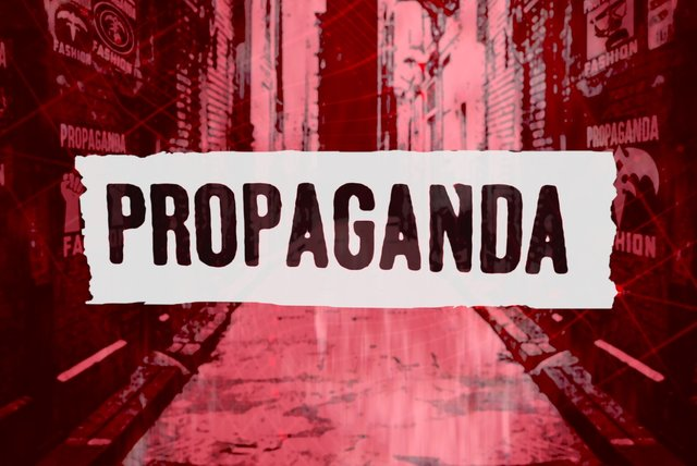 Propaganda Fashion (lyric video)