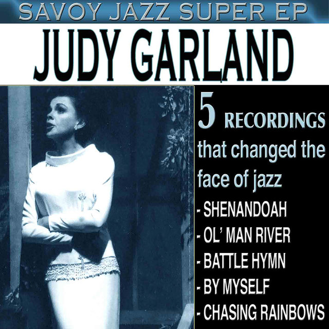 Savoy Jazz Super EP: Judy Garland