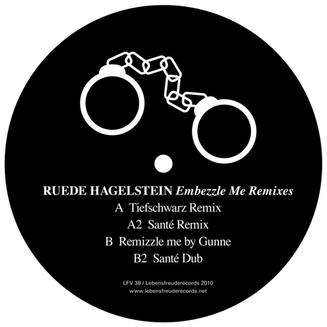Embezzle Me (feat. Maggy) (Remixes)
