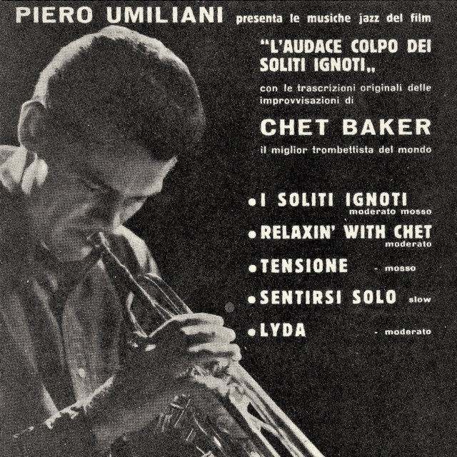 Italian Movies: Chet Baker Plays Piero Umiliani
