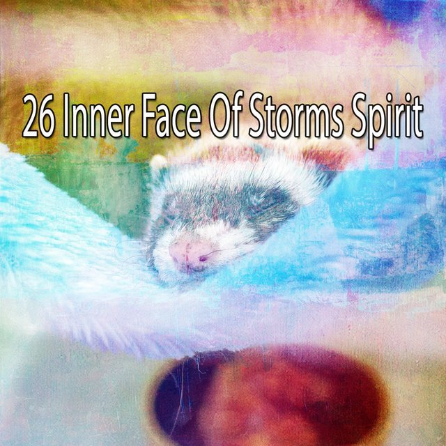 26 Inner Face of Storms Spirit