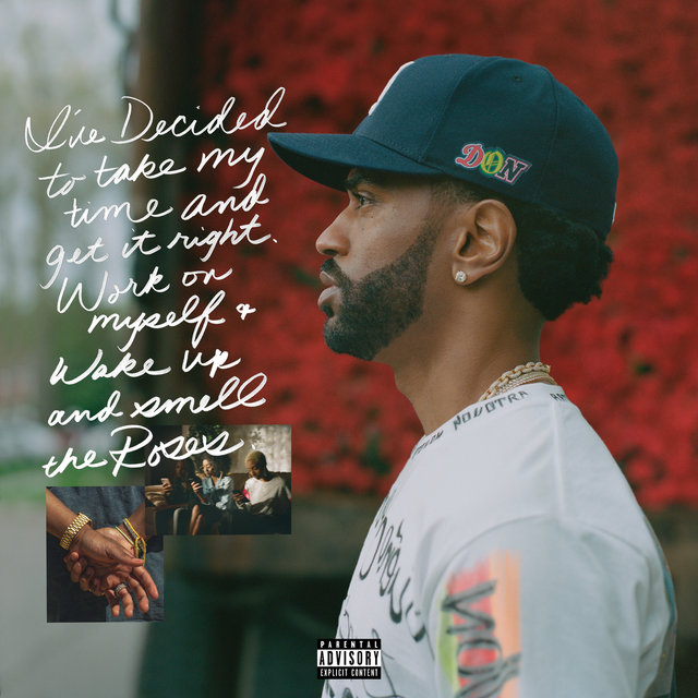 Cover art for album  by Big Sean