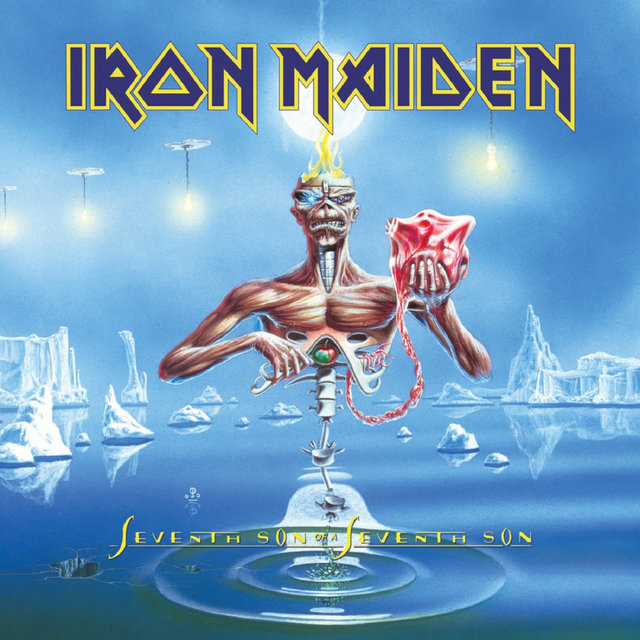 Seventh Son of a Seventh Son (2015 - Remaster)