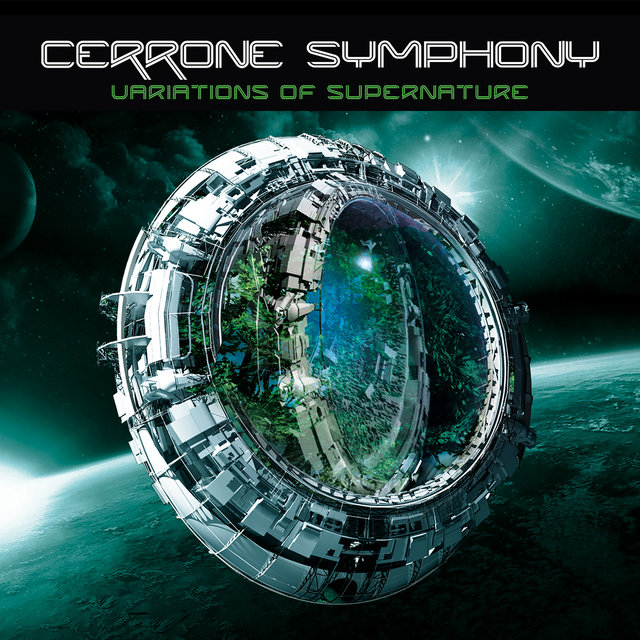 Cerrone Symphony : Variations of Supernature