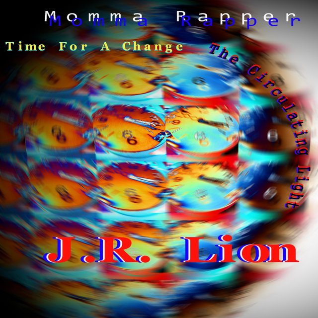 Cover art for album  by Momma Rapper, J.R. Lion