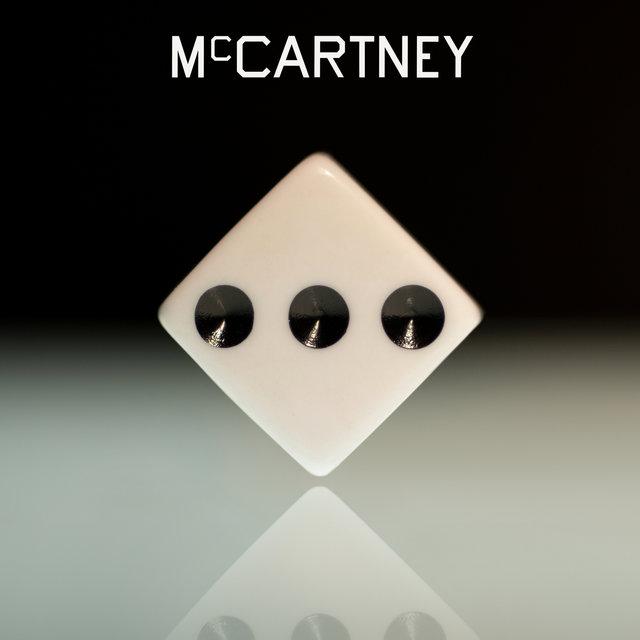 Cover art for album McCartney III by Paul McCartney