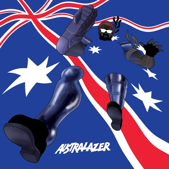 Be Together (Australazer) [Remixes]