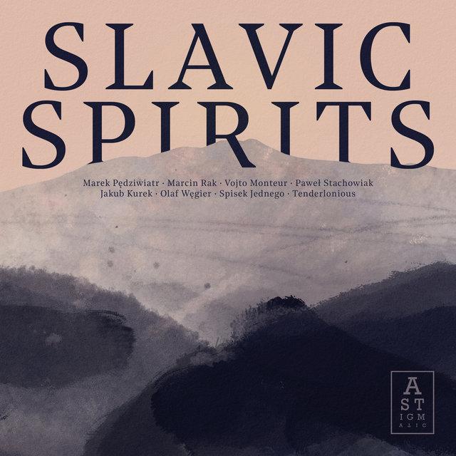 Cover art for album Slavic Spirits by EABS, Tenderlonious