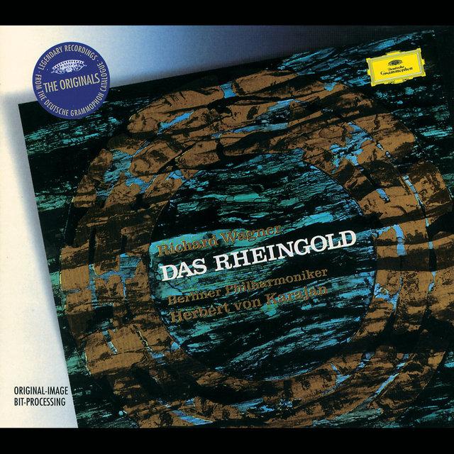 Cover art for album  by Helen Donath, Edda Moser, Anna Reynolds, Gerhard Stolze, Dietrich Fischer-Dieskau, Berliner Philharmoniker, Herbert von Karajan