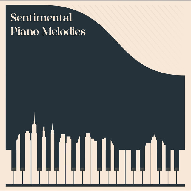 Sentimental Piano Melodies - Instrumental Mellow Jazz Music Collection