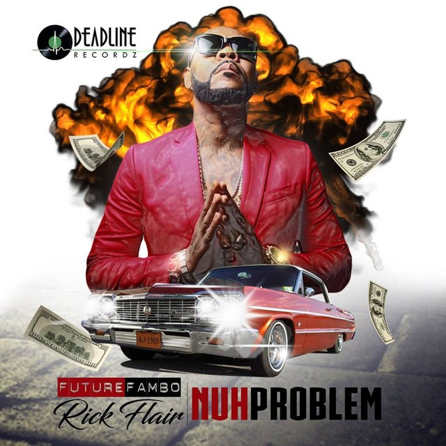 Nuh Problem (feat. Rick Flair) - Single