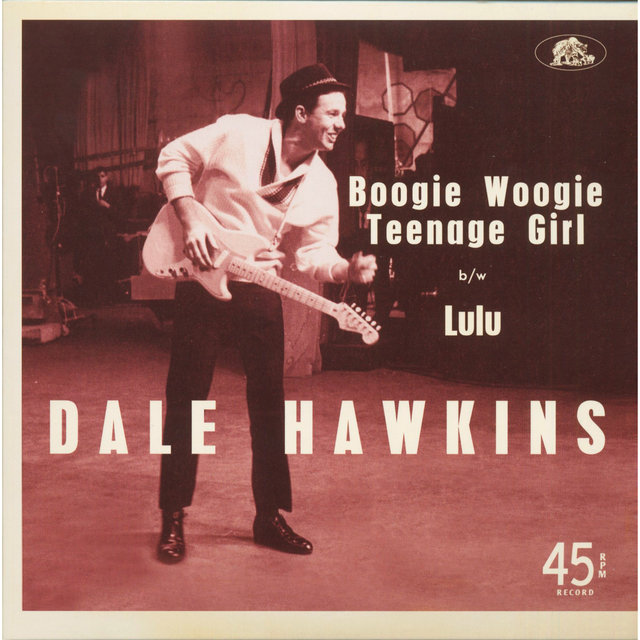 Boogie Woogie Teenage Girl / Lulu