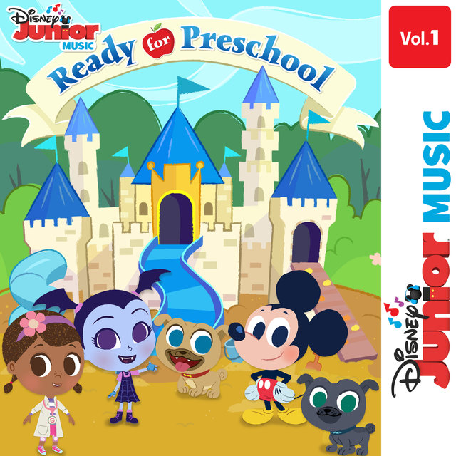 Disney Junior Music: Ready for Preschool Vol. 1