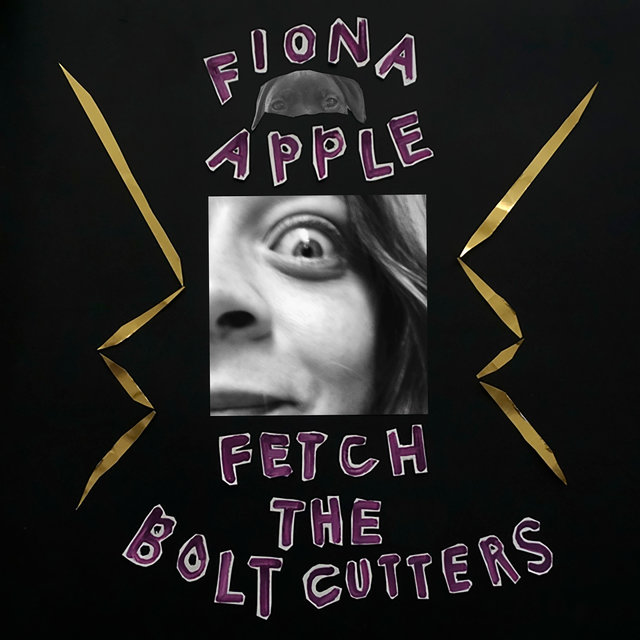 Cover art for album Fetch The Bolt Cutters by Fiona Apple