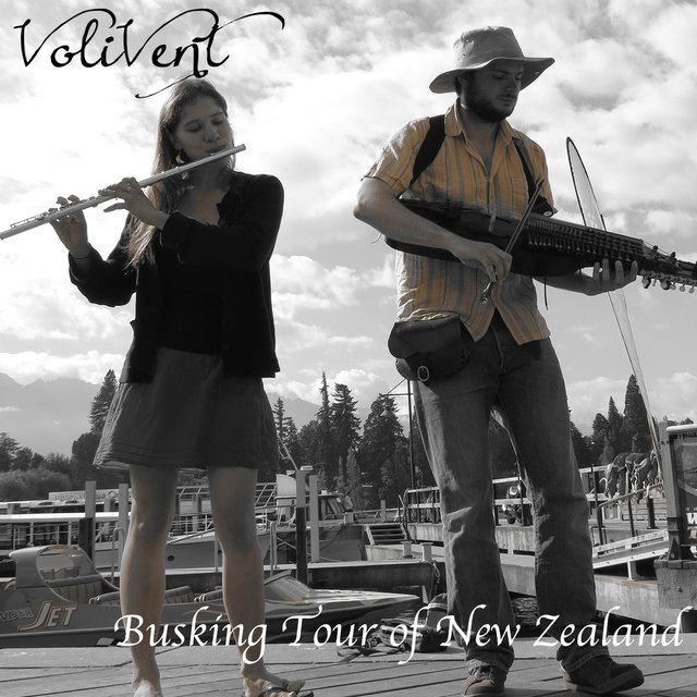 Busking Tour of New Zealand