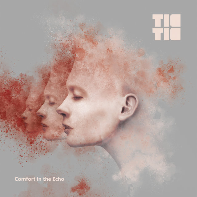 Cover art for album Comfort in the Echo by Tic Tic