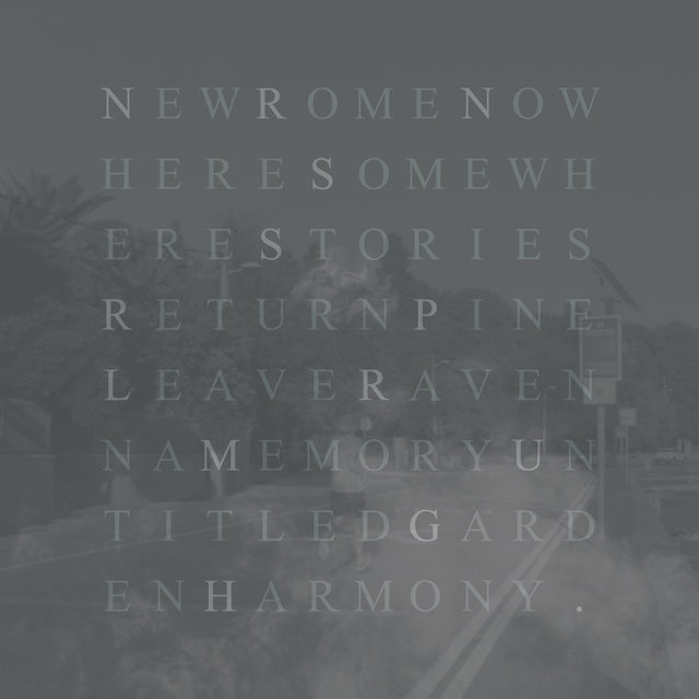 Nowhere Somewhere Stories