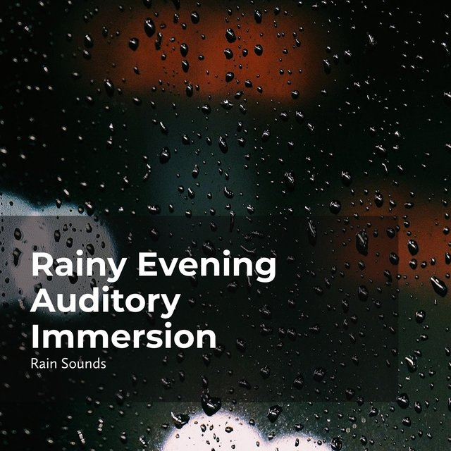 Rainy Evening Auditory Immersion