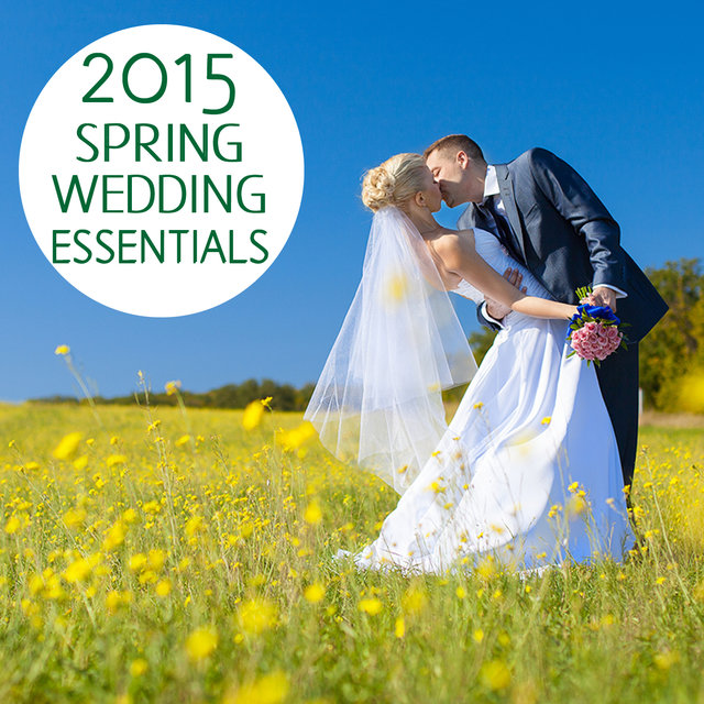 2015 Spring Wedding Essentials