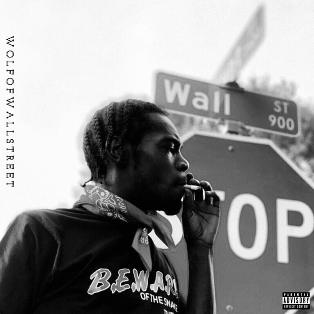 Cover art for album Wolf of Wall Street by Jaytona