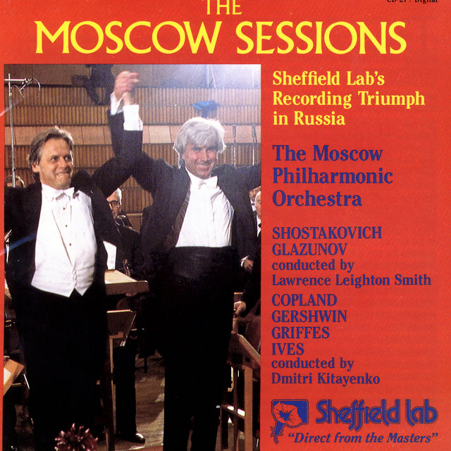 The Moscow Sessions II