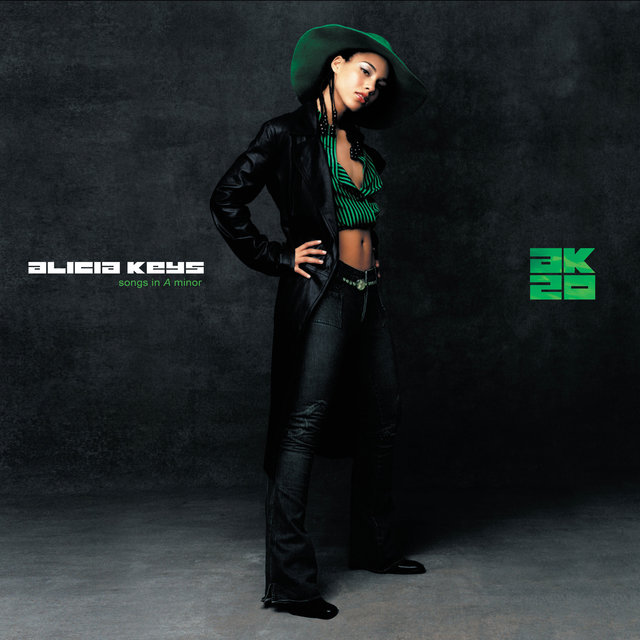 Cover art for album  by Alicia Keys