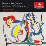 For Children, BB 53, Vol. 1 (based on Hungarian folk tunes) (arr. L. Weiner for string orchestra) - For Children, BB 53, Vol. 1 (based on Hungarian folk tunes): No. 17. Round dance (arr. for string orchestra)