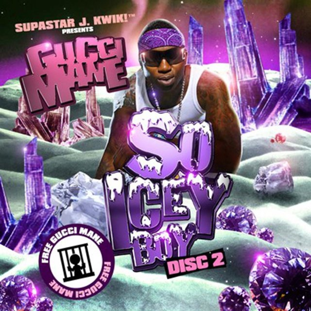 Cover art for album So Icy Boy 2 by Gucci Mane