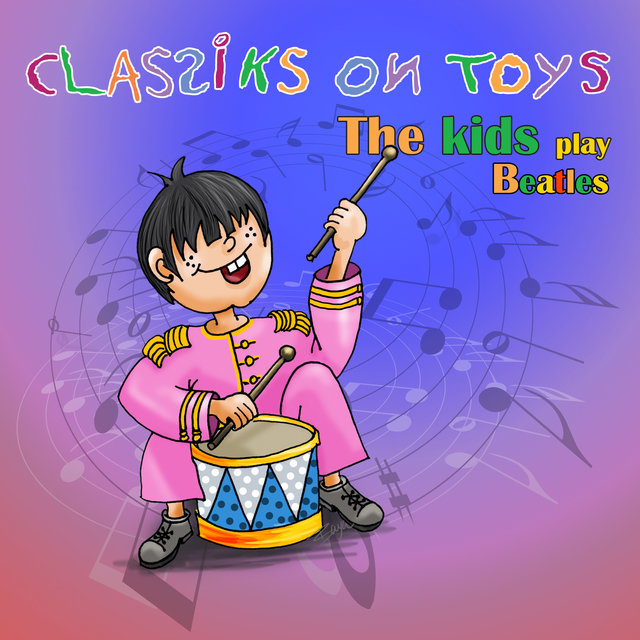 Classiks on Toys Beatles